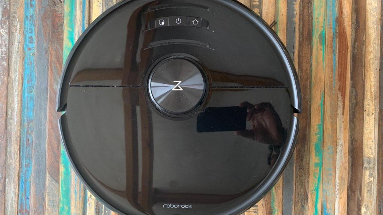 Test de l'aspirateur-robot Roborock S6 Max V : deux caméras, ça change la vie