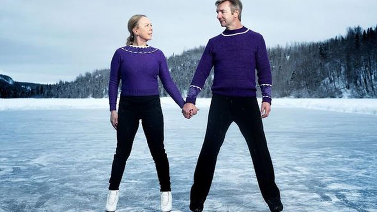Torvill and Dean: How dancing in icy wilderness brought Olympic legends closer than ever