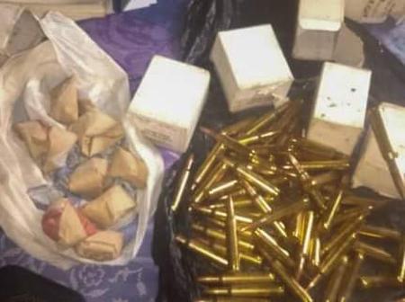 Buying of ammunition: Police arrest two People in Oti Region