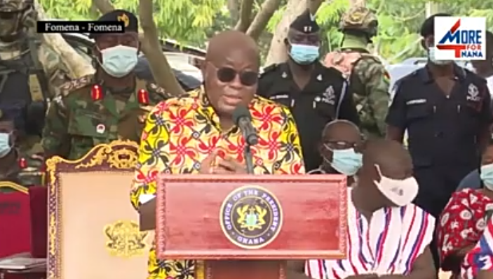 f8a8468eef813ee2410272eca9af7124?quality=uhq&resize=720 - Go Back And Do This For Ghanaians - Fomena Chief Tells Akufo-Addo In The Face