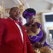 Lovely Photos Of Ghanaian Celebraties Who Married At Their Late Ages