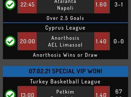 Must Watch GG And Over 2.5 Matches Set to Win you Huge Money Tonight