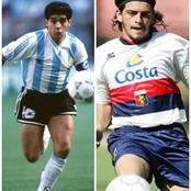 Meet The Son Of Legendary Footballer Diego Maradona