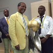All is well with Mamelodi Sundowns Boss in CAF Presidency Seat
