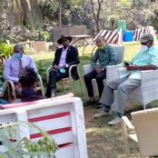 Kabogo Hosts University Students in his Luxurious Home as he Seeks to Strengthen his Political Base