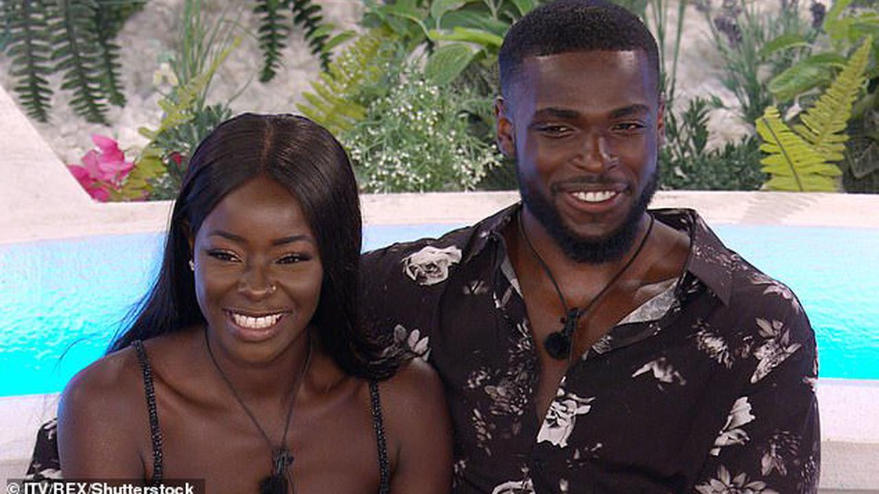 EXCLUSIVE: Love Island couple Mike Boateng and Priscilla Anyabu SPLIT after 15 months of dating