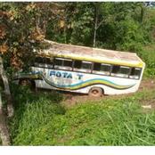 Côte d'Ivoire : 35 blessés dans un accident sur l'autoroute du nord