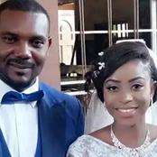 Check Out Cute Pictures of Nollywood Actor, McCarthy Nonwani And His Wife