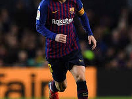 Manchester City have shut the doors to the Lionel Messi pursuit.