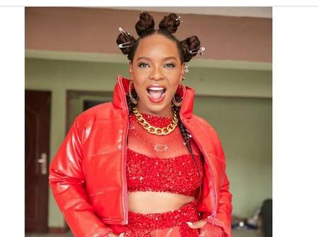 Fans React As Yemi Alade Shares 3 Beautiful Pictures On Instagram