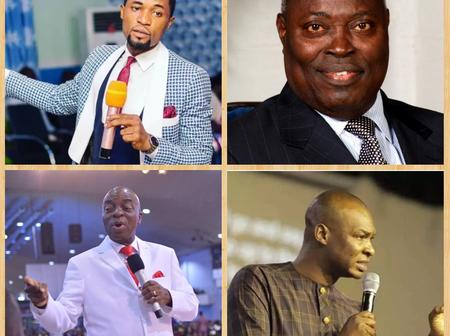 Checkout what Apostle Michael Orokpo said about Bishop Oyedepo, Pastor Kumuyi and Apostle Selman