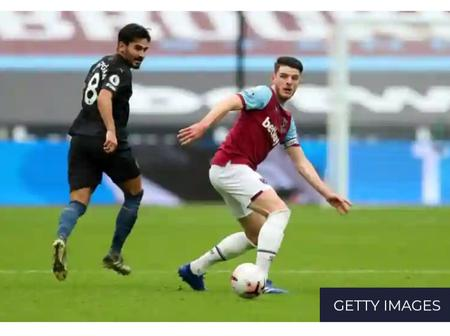 West Ham prepare bumper new deal for Declan Rice