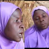 My Husband Is Not Boko Haram Member, It's Been 6 Years Since Soldiers Took Him Away -Woman Laments