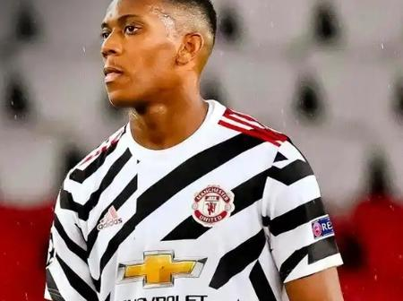 Recent Pictures Of Manchester United Winger Anthony Martial