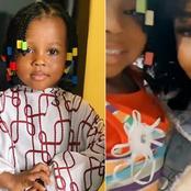 Ex BBNaija star celebrates her beautiful daughter on her 3rd birthday (See photos)