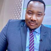 Willis Raburu Makes Major Announcement