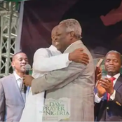 Photos Of Pastor Kumuyi, Adeboye, Oyedepo, Enenche, Suleman & Others That Showed Respect And Love