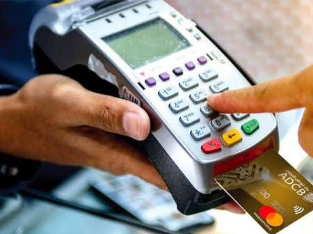 I make a deposit of 49000 for a customer and it all turned to 100- POS AGENT narrated