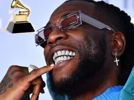 If Burna Boy Wins A Grammy He Won't Be Paid A Dime, But See What He Could Gain From It