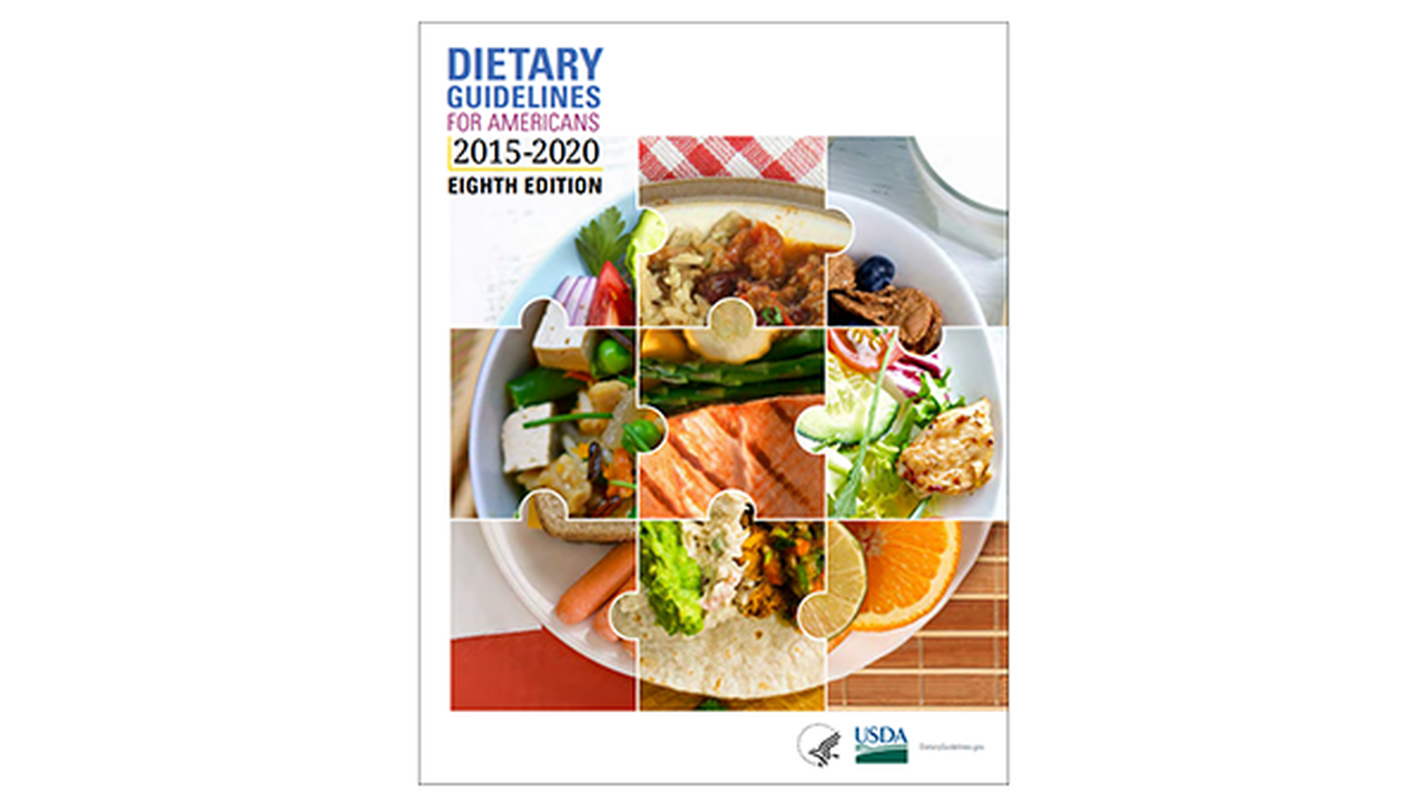 New Dietary Guidelines earn kudos from PBH