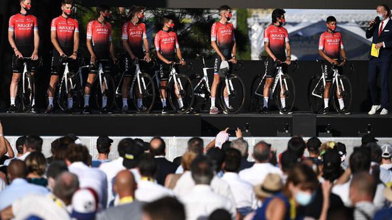 Cyclisme. Arkéa-Samsic avec son trio Quintana-Barguil-Bouhanni sur le Tour de France 2021