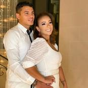 Take A Look At Beautiful Photos Of Thiago Silva And His Wife.