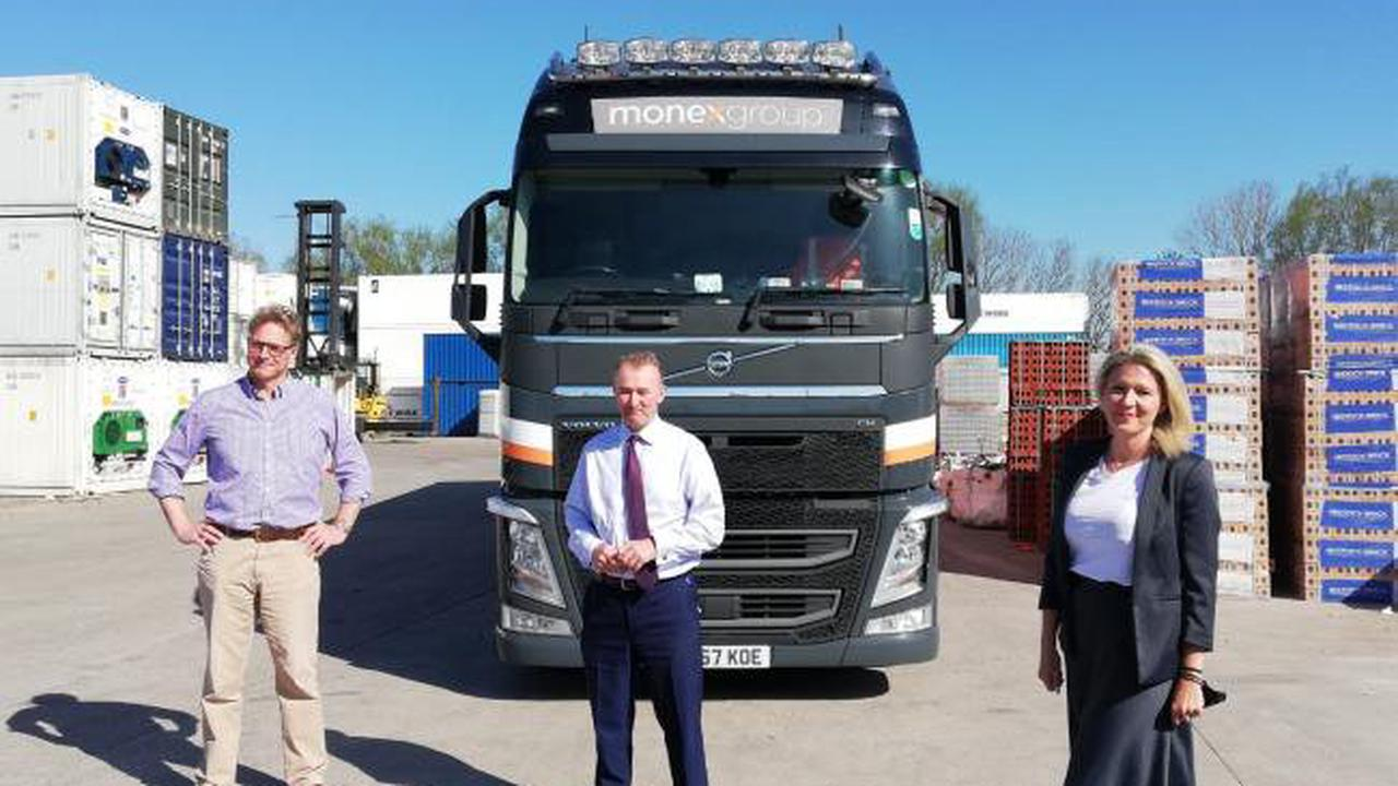 Relief road 'essential to free up economy', says Tory minister during Newport visit