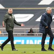 EPL: Mourinho and Solskjaer trade words after Manchester United defeated Tottenham