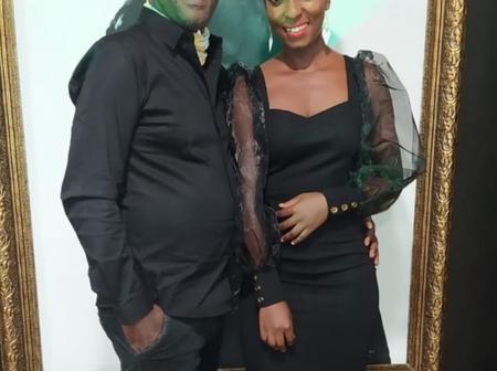 Pics: Former Generations actor Seputla Sebogodi And His 28 years old Girlfriend Left Mzansi Off Gut