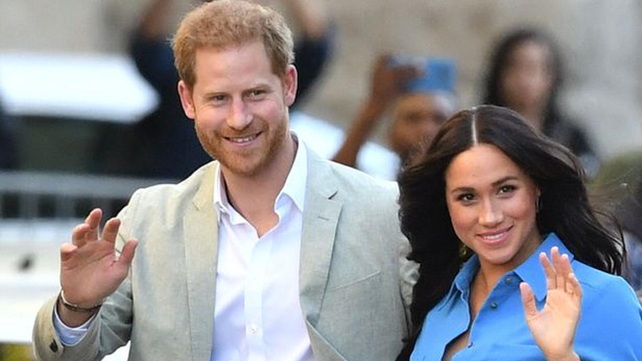 Harry and Meghan launch new podcast with help from celeb pals