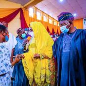 Federal Government Flags Off Distribution Of Cash Grant For Women In Oyo State
