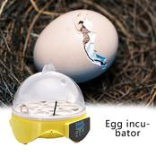 Generic Digital Egg Incubator Half Automatic Hatcher  Machine Review