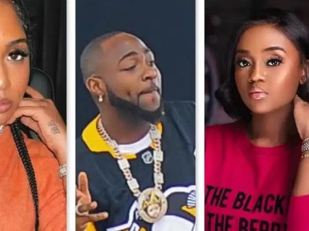After Lady Defended Chioma and Blamed Davido for Disrespecting Her, See Reactions of People