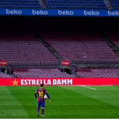 Where will Barcelona be without Lionel Messi?