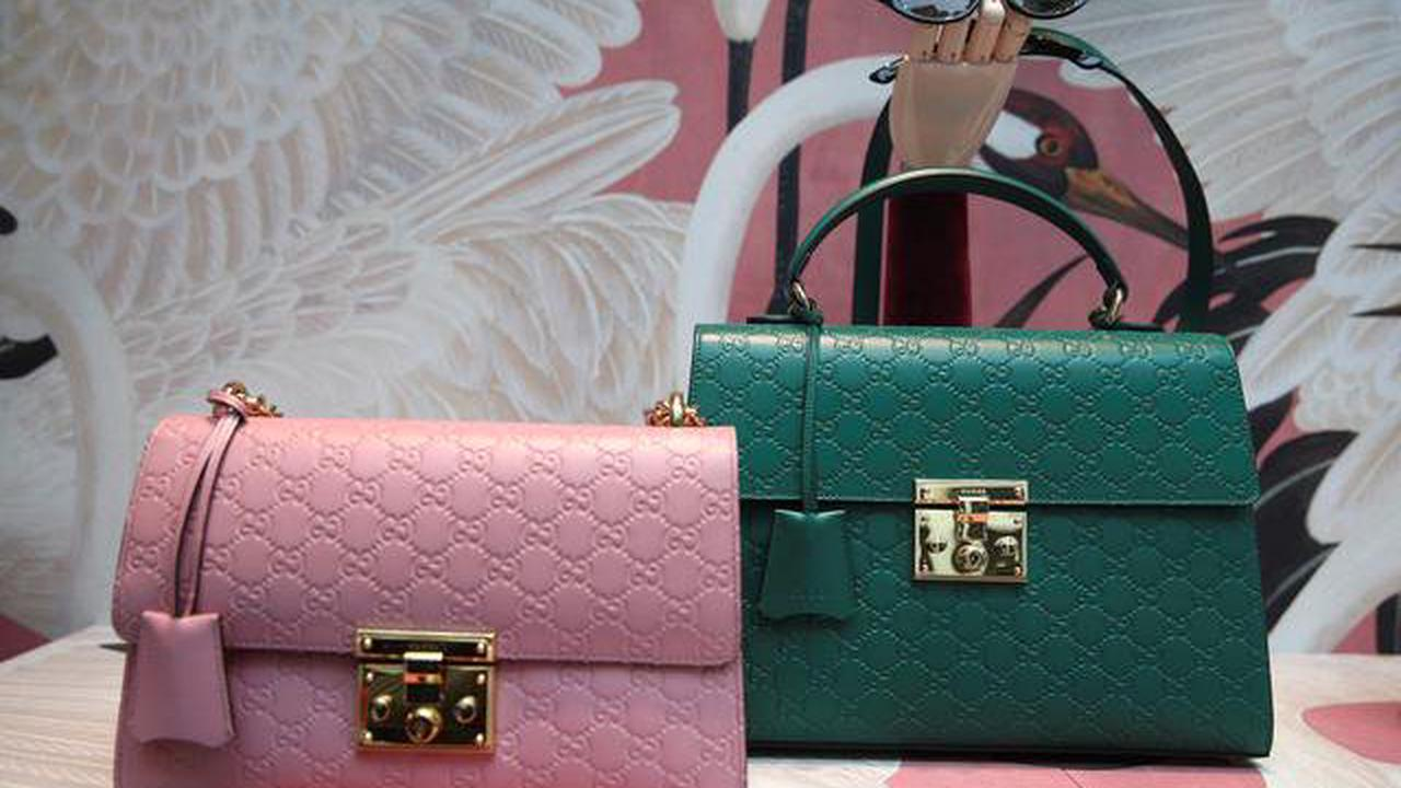 Gucci owner Kering on track with global logistic hub in Italy