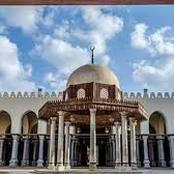 مسجد ينتظر المصلون أن يطير بهم إلى السماء؟ ما هو؟ وما السبب؟