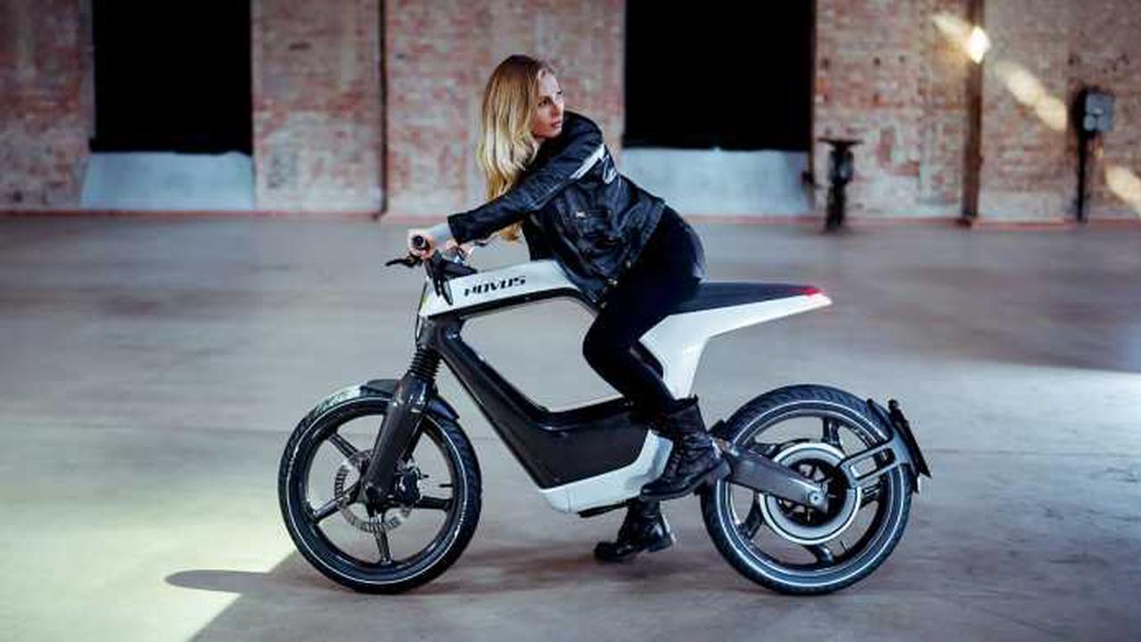 Elektromotorrad Novus One: Sensationell leicht, äußerst teuer