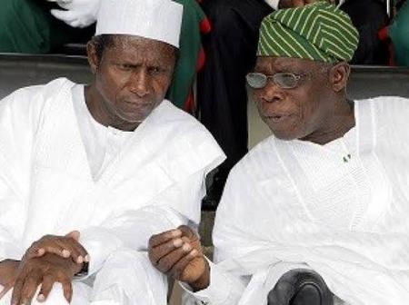 I Knew Yar'adua was ill - Obasanjo (Throwback Photos)