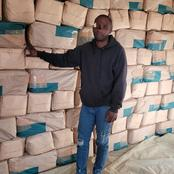 'Greed-Driven Enemies of Kenyan Farmers' Busted in Narok, Maize Seeds Worth KSh. 7M Recovered - DCI