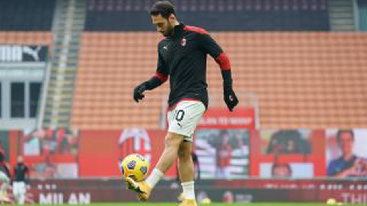 CM: Milan schedule new summit with Calhanoglu's agent as renewal is in sight