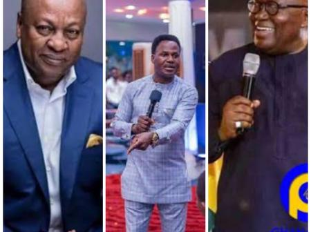 They Will Be Disgraced - Prophet Amoako Boldly Reveals A Deep Secret Revelation About 2020 Election