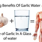 Drink Garlic Water Every-time You Exercise And See What Happens To You: You Will Not Want To Stop