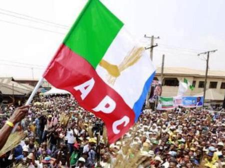 See 2 Strong Politicians Who Have Joined APC Within 2 Months In 2021
