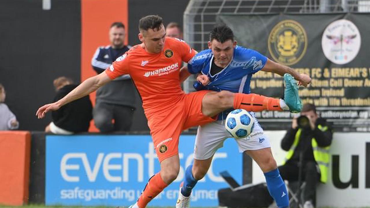 Barry Johnston praises former club over handling of Lee McNulty injury