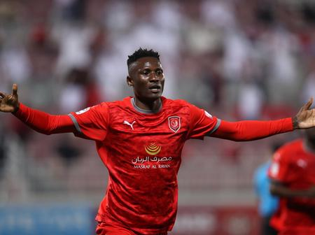 Olunga Might Play in The English Premier League If He Continues With His Scoring Form
