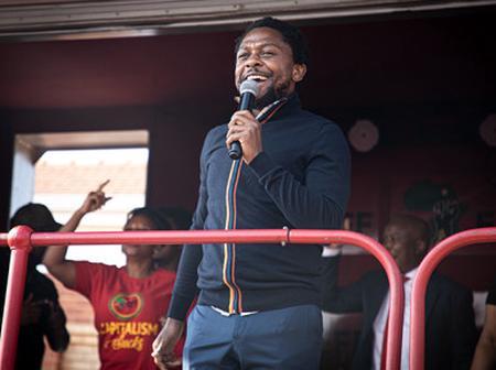 EFF Ndlozi Not A Suspect In Rape Case - Police