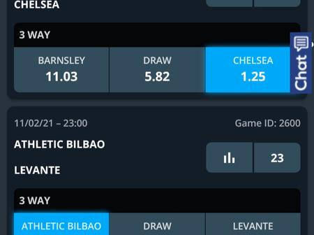Best Winning Sportpesa Betslip to Bank on Today