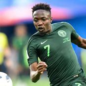 Super Eagles Captain, Ahmed Musa in a shock transfer to Kano Pillars