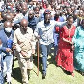Luo Council of Elders Welcome DP William Ruto in Kisumu as it Sends This Message to Raila (VIDEO)