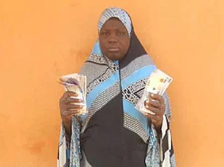 How a Pregnant Woman Was Arrested With Counterfeit Money in Jigawa